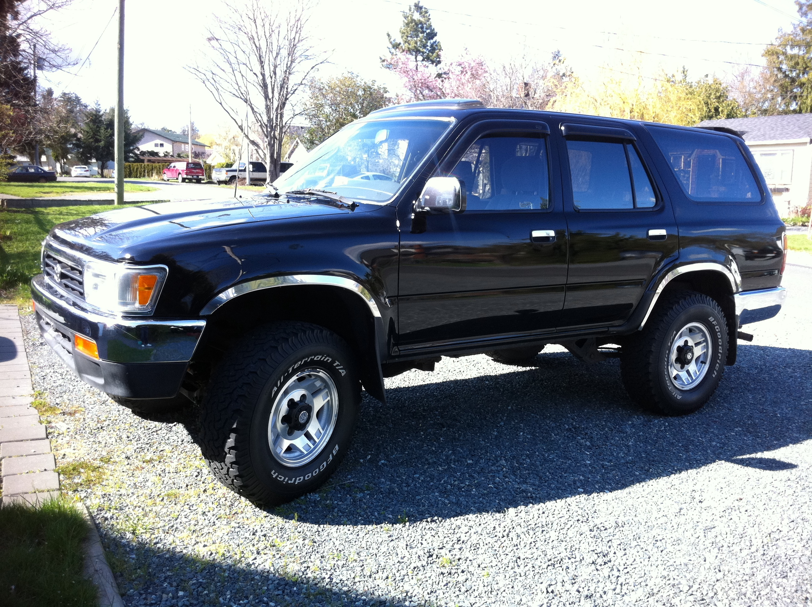 Tires North Vancouver >> theshanergy's 93 Toyota 4Runner | Vancouver Island Off Road