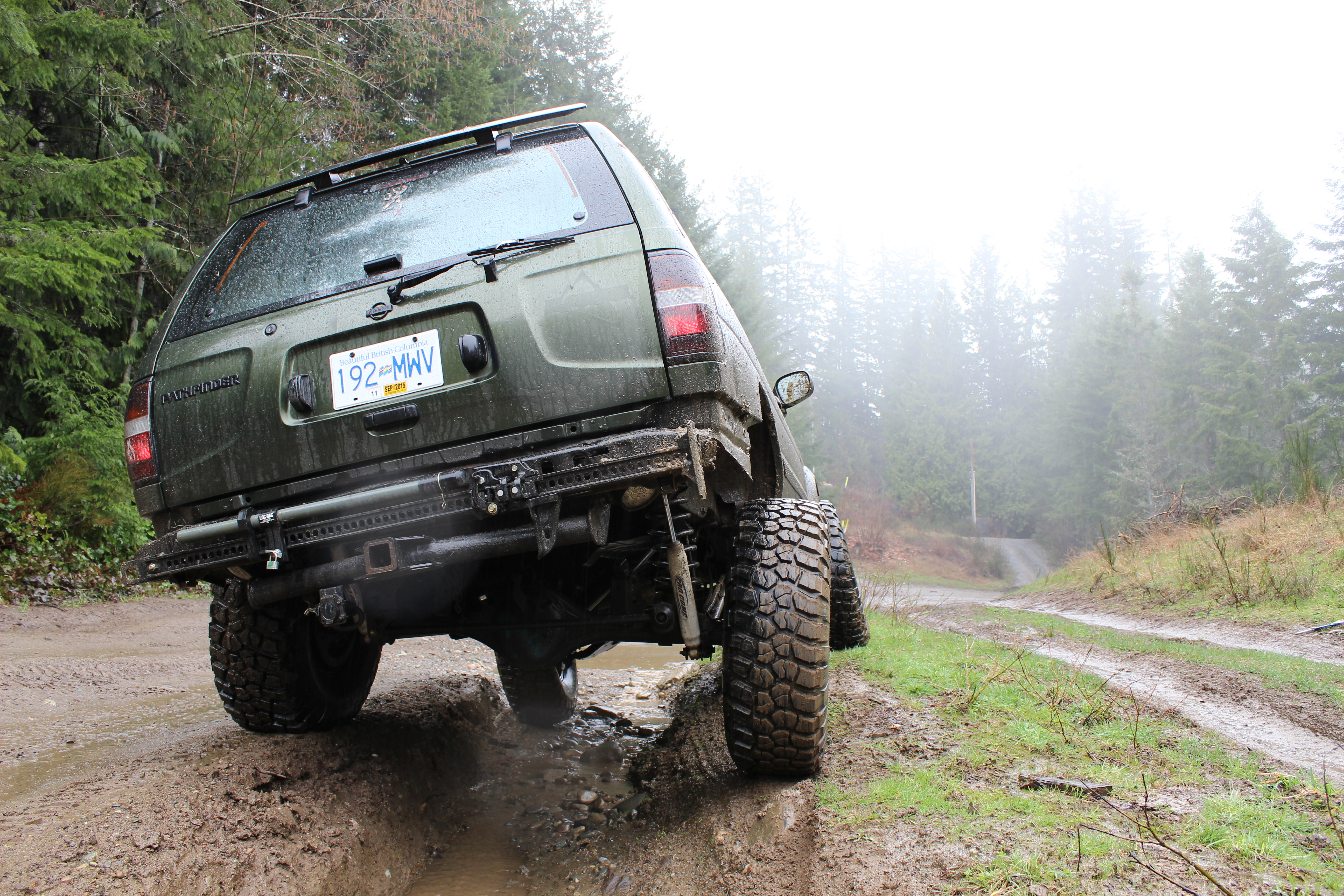 Any Nissan 4x4 Fans?- My 1997 Pathfinder Project | Vancouver