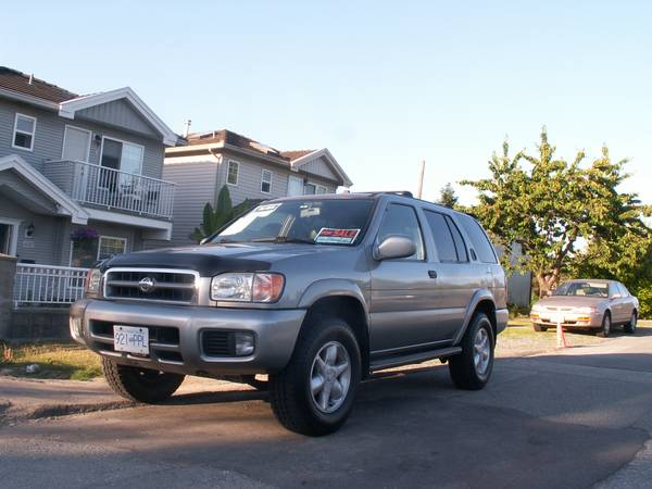 Nissan Armada Towing Capacity >> 2001 Nissan Pathfinder LE 4x4 - Minor Off Road Build ...