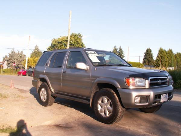 2001 Nissan Pathfinder LE 4x4 - Minor Off Road Build ...