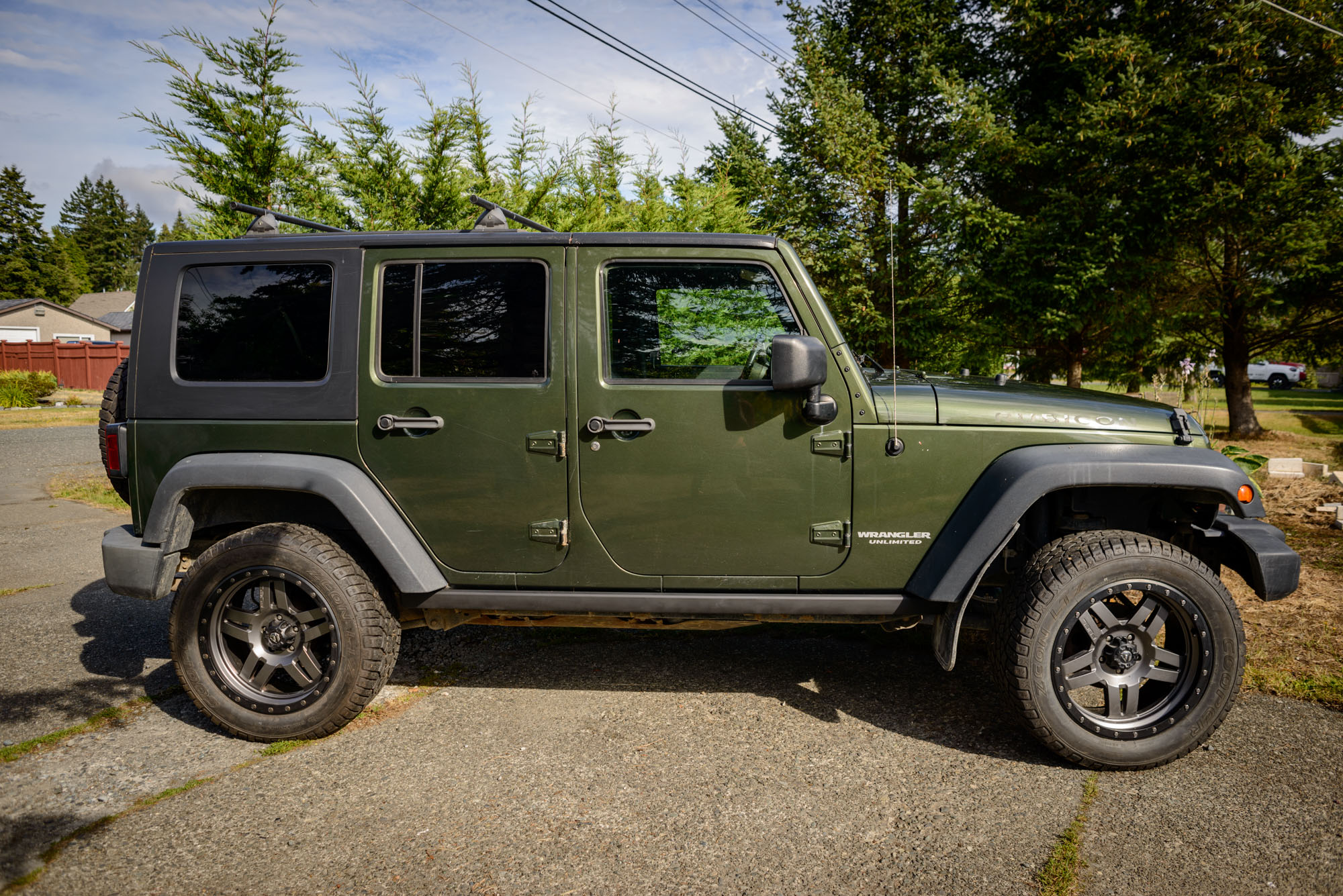 2008 Wrangler Rubicon Unlimited For Sale Vancouver