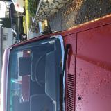 Left Windshield trim piece for 1988 Toyota 4x4