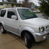 2003 suzuki jimny, right hand drive 60000 klm, 5 spd, like new, ph 250 923 2485  $15ooo obo