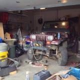 2 Jeep YJs for sale