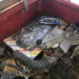 Da parts, 20 gal tub full also