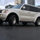 2001 Mitsubishi Pajero - Super Select 4WD - 7 Passenger - 76KMs