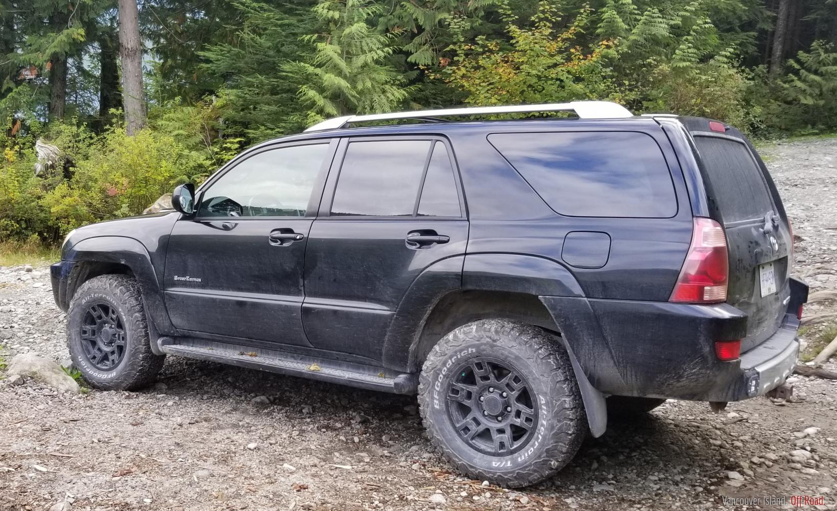 Iso Lift Kit Parts For 4th Gen 4runner Ucas Vancouver Island Off Road