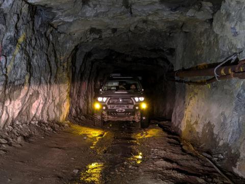 yellow creek mine Port Alberni