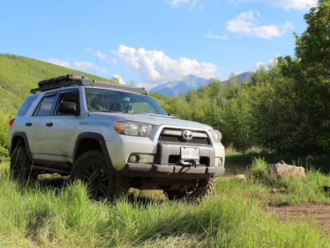 5th gen 4Runner overlanding North America - Colorado Springs, Colorado