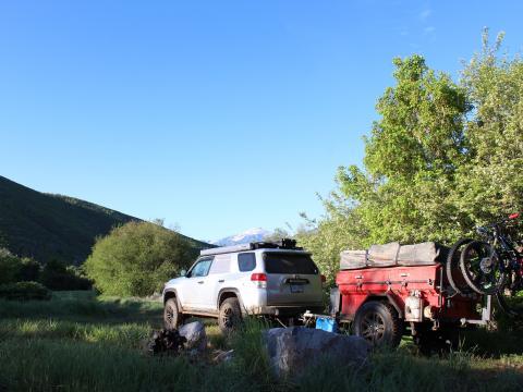 5th gen 4Runner overlanding North America - Colorado Springs, Colorado