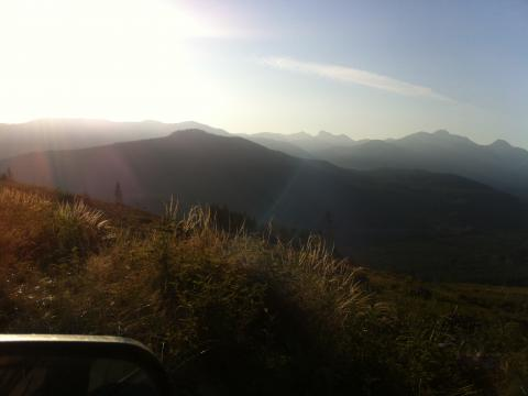 Cowichan Valley Vancouver Island BC 4x4