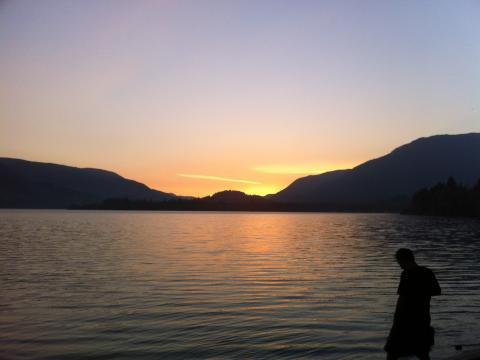 Cowichan Lake Vancouver Island BC 4x4