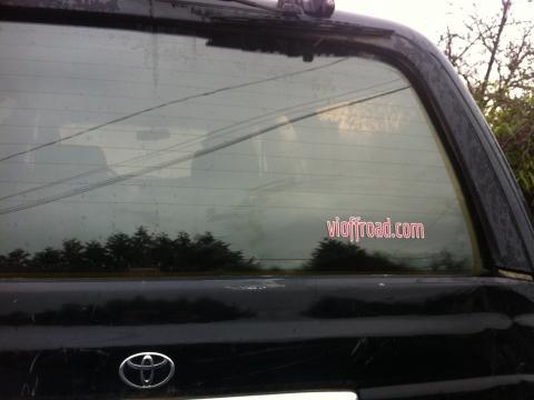 vancouver island off road vinyl cut bumper sticker decals