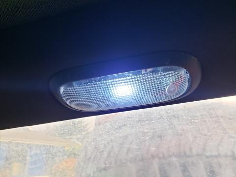 LED interior bulbs