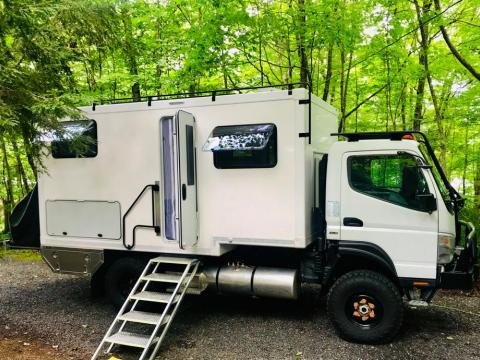 Expedition truck tour.  Help needed.