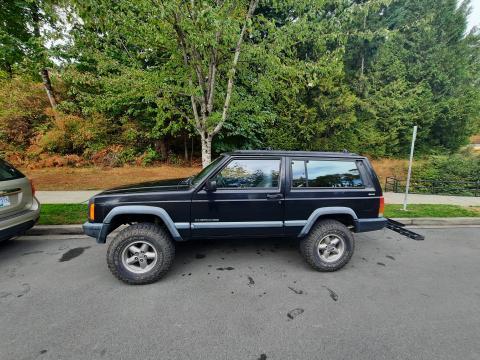 1998 Jeep Cherokee 4x4