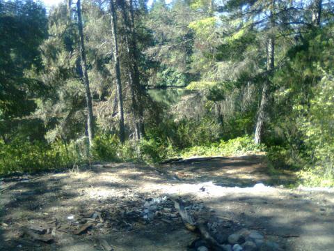 whiskey lake pit