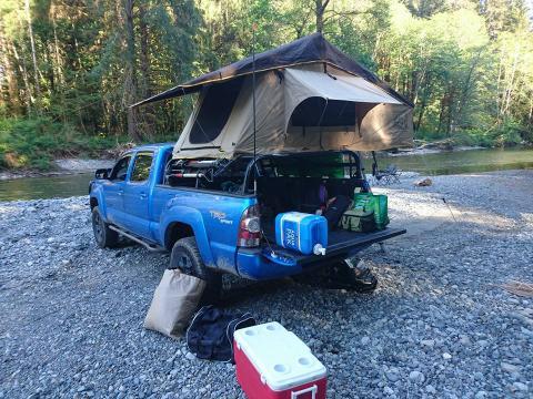 Roof top tent (RTT) Sundog