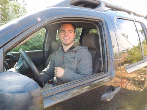 Wheeling in North Cowichan