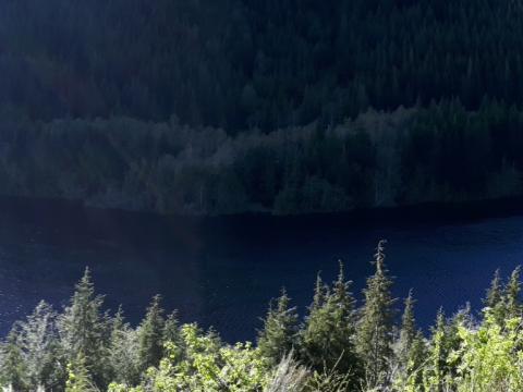 Jordon River to Bear Creek Reservoir