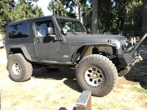 2005 Jeep LJ