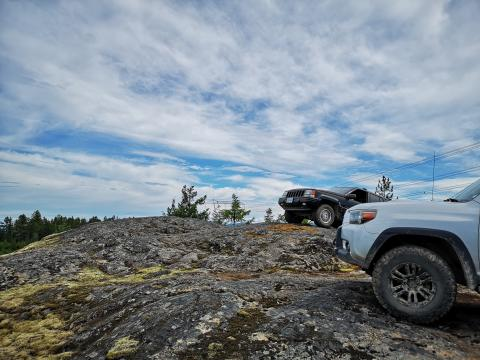 Adventures with the Jeep ZJ (with LOTS of Pics!)