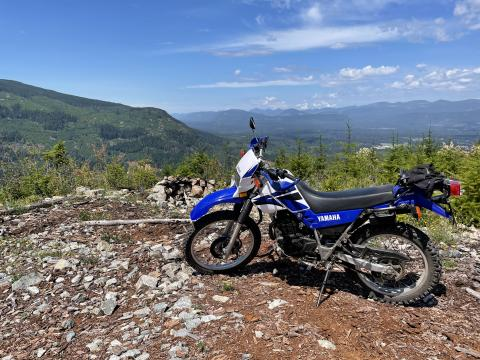 Any Dual Sport Riders?